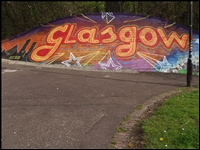 Glasgow Graffiti